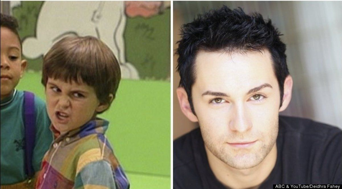 Aaron Then And Now Full House Full House Cast Teddy From Full House