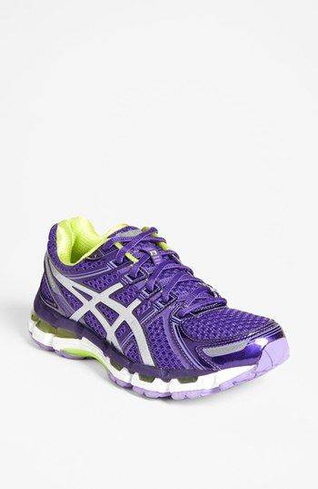 Asics Gel Kayano 19 Running Shoe Women Nordstrom Exclusive Color Available At Nord Asics Running Shoes Womens Asics Running Shoes Womens Running Shoes