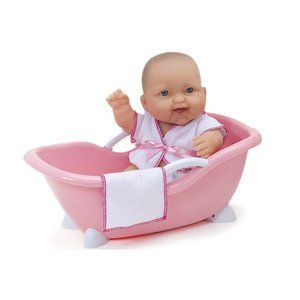 jc toys lots to love with bathtub doll baby dolls pinterest toy dolls and babies. Black Bedroom Furniture Sets. Home Design Ideas