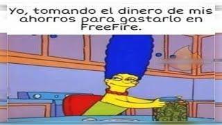 Los Mejores Memes De Free Fire 3 Marzell Mkr Memes Funny Memes Best Memes