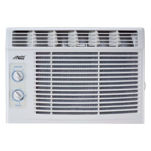Arctic King Mwk 05cmn1 B 5000 Btu Window Mounted Air Conditioner