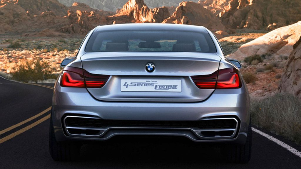 Bmw 4 Series Coupe Exhaust Design Car Wish List Bmw 4 Series