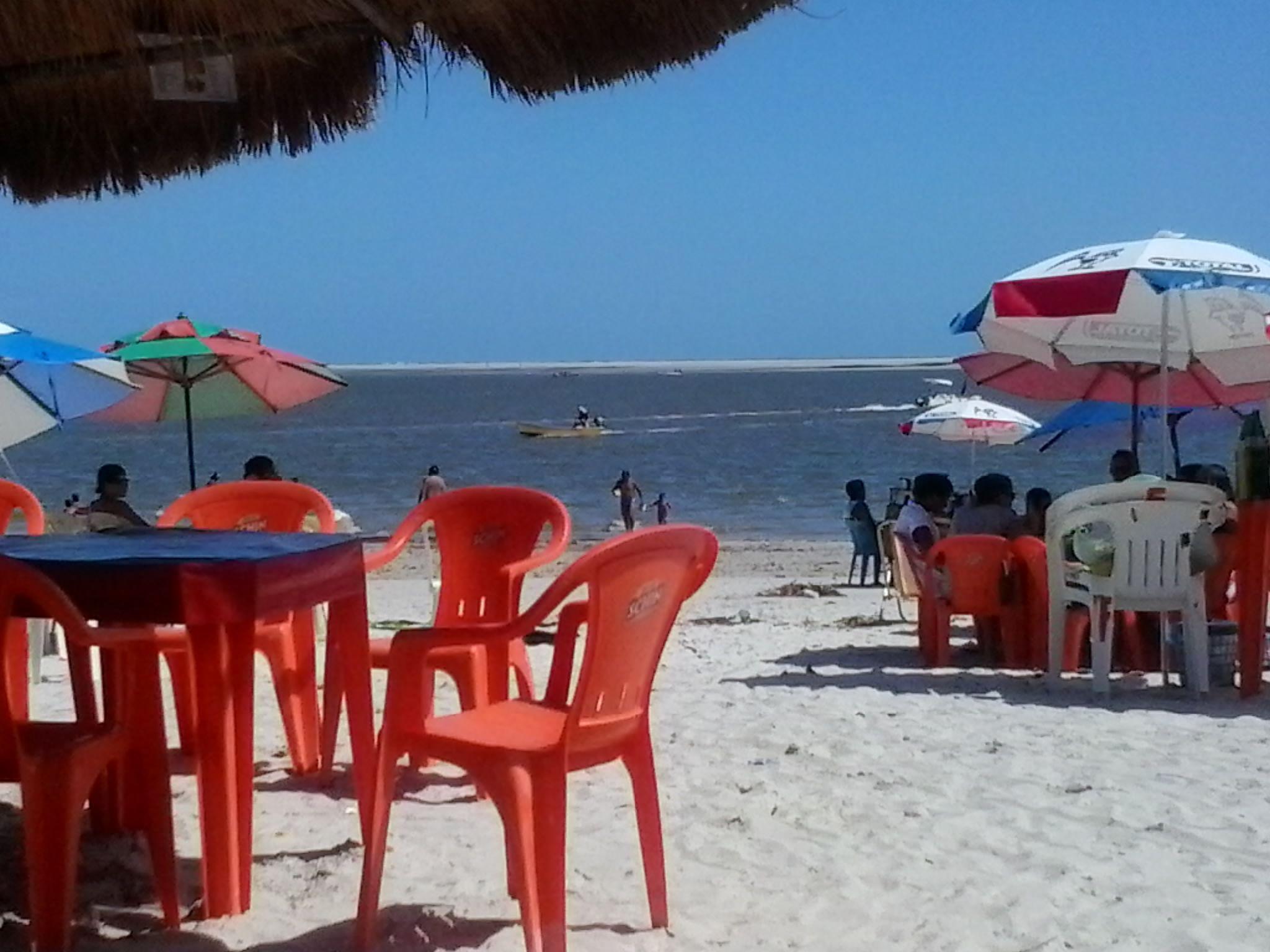 Praia do Forte - Ilha de Itamaracá - Pernambuco - Brasil