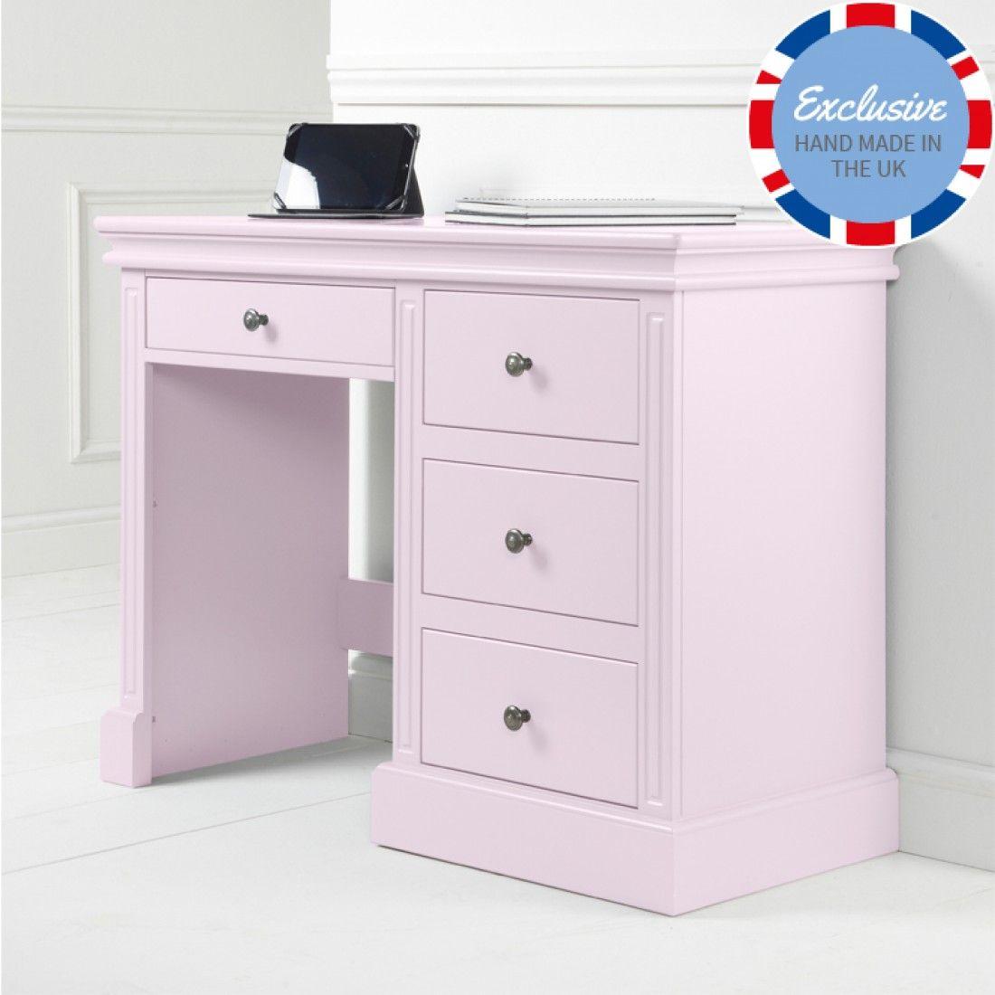 Archie 4 Drawer Desk | Boys Desk | Kids Bedrooms | Childrens Furniture