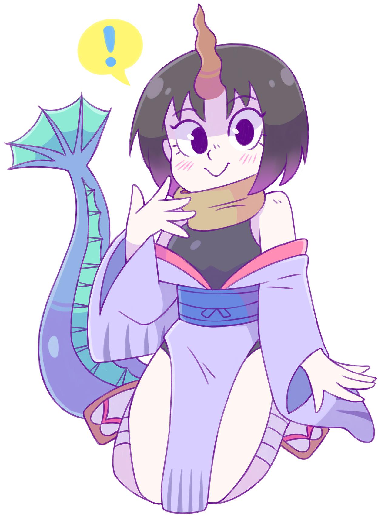 Graskip Elma Miss Kobayashi S Dragon Maid Elma Dragon Maid Kobayashi San Chi No Maid Dragon