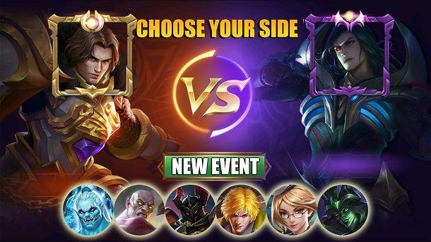 Event Moniyan vs Dark Abyss di Mobile Legends, Hadirkan
