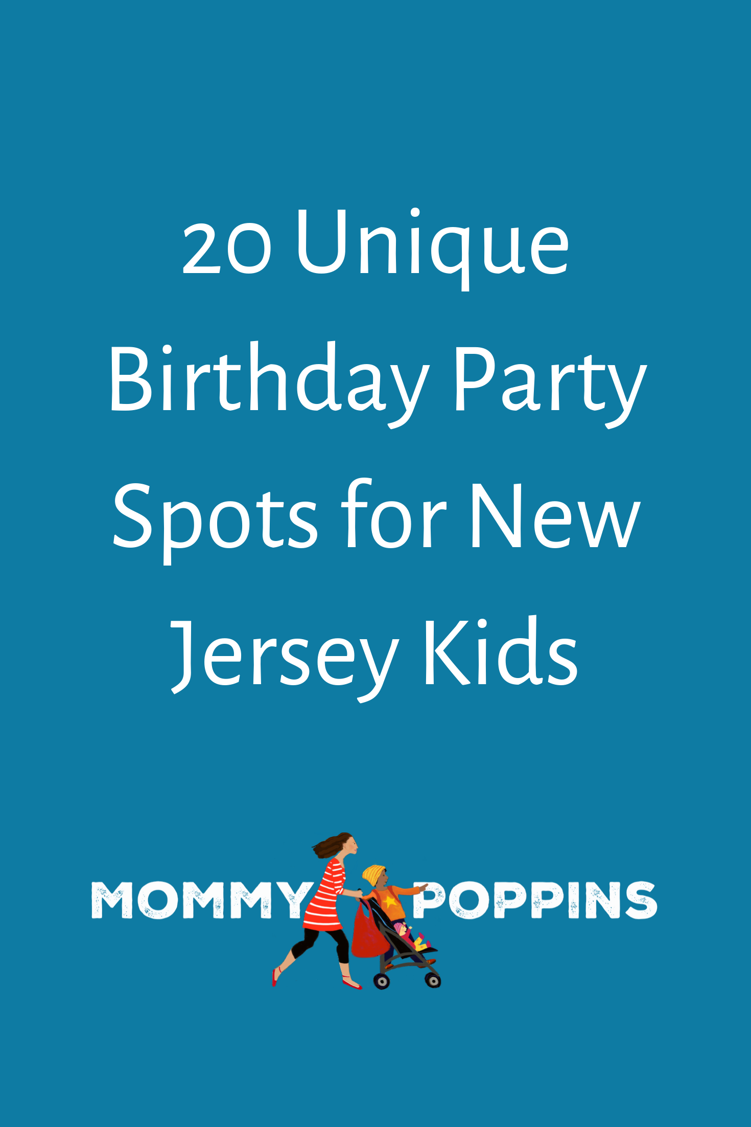20 Unique Birthday Party Spots for NJ Kids Nyc with kids
