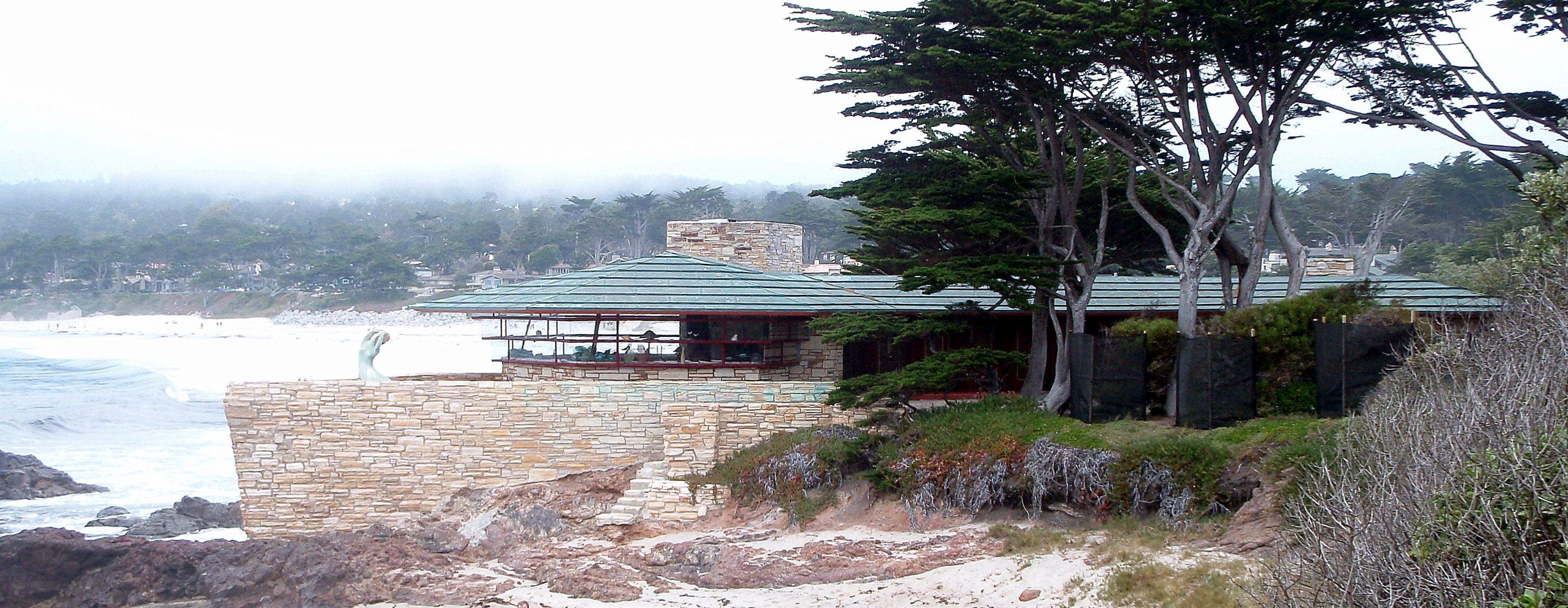Walker House Frank Lloyd Wright Carmel By Sea Ca Walker