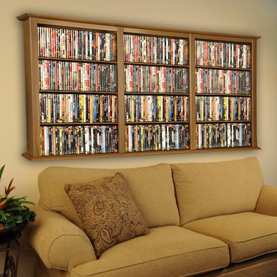 Rebrilliant Multimedia Wall Mounted Media Storage In 2019 Dvd