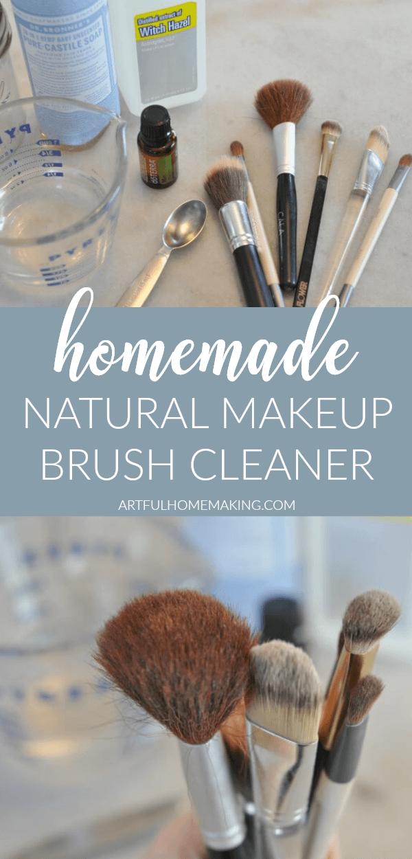 Photo of Homemade Natural Makeup Brush Cleaner#brush #cleaner #homemade #makeup #natural#…