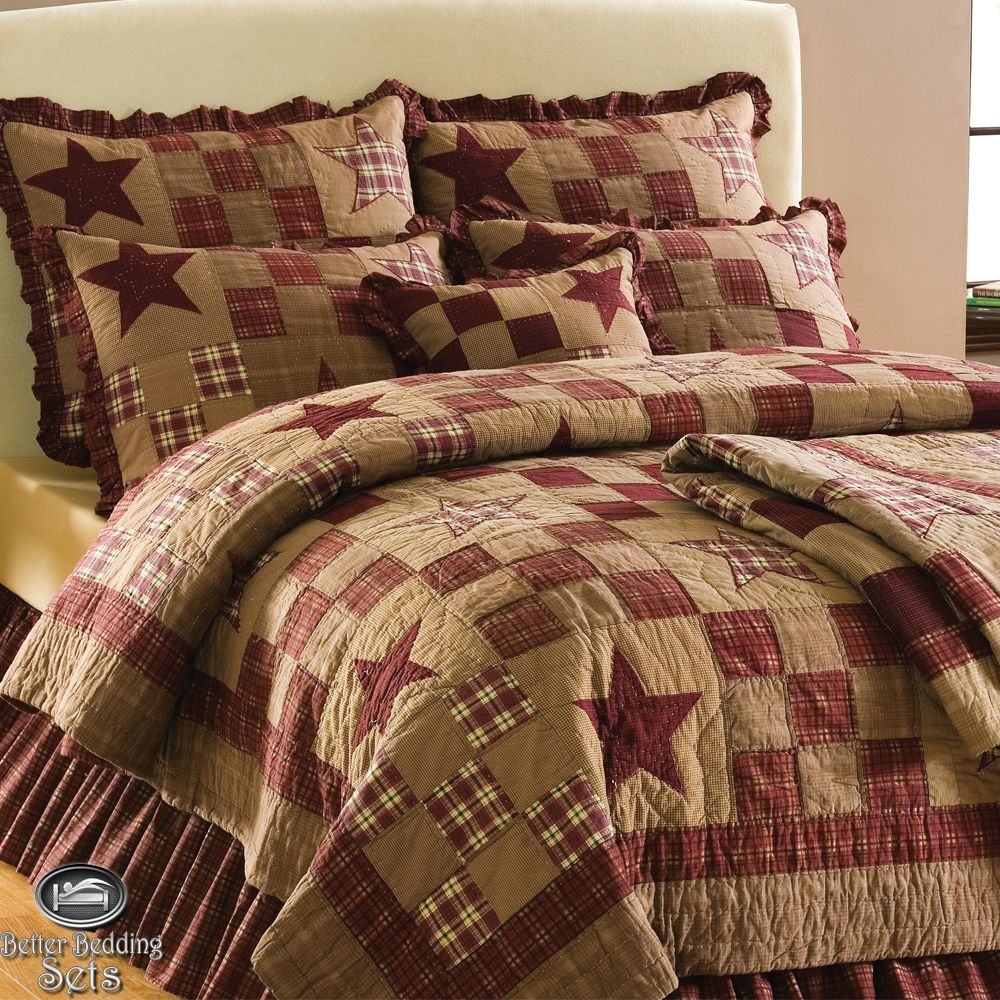 Country Style so comfortable with a Tempur-Pedic mattress set ... : tempur quilt - Adamdwight.com