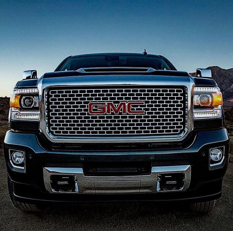 Black Gmc Sierra Denali Dually Truck 2018 Gmc Denali Gmc