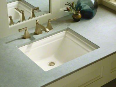 Memoirs Collection Kohler Rectangular Sink Bathroom Undermount Bathroom Sink Kohler Bathroom Sink