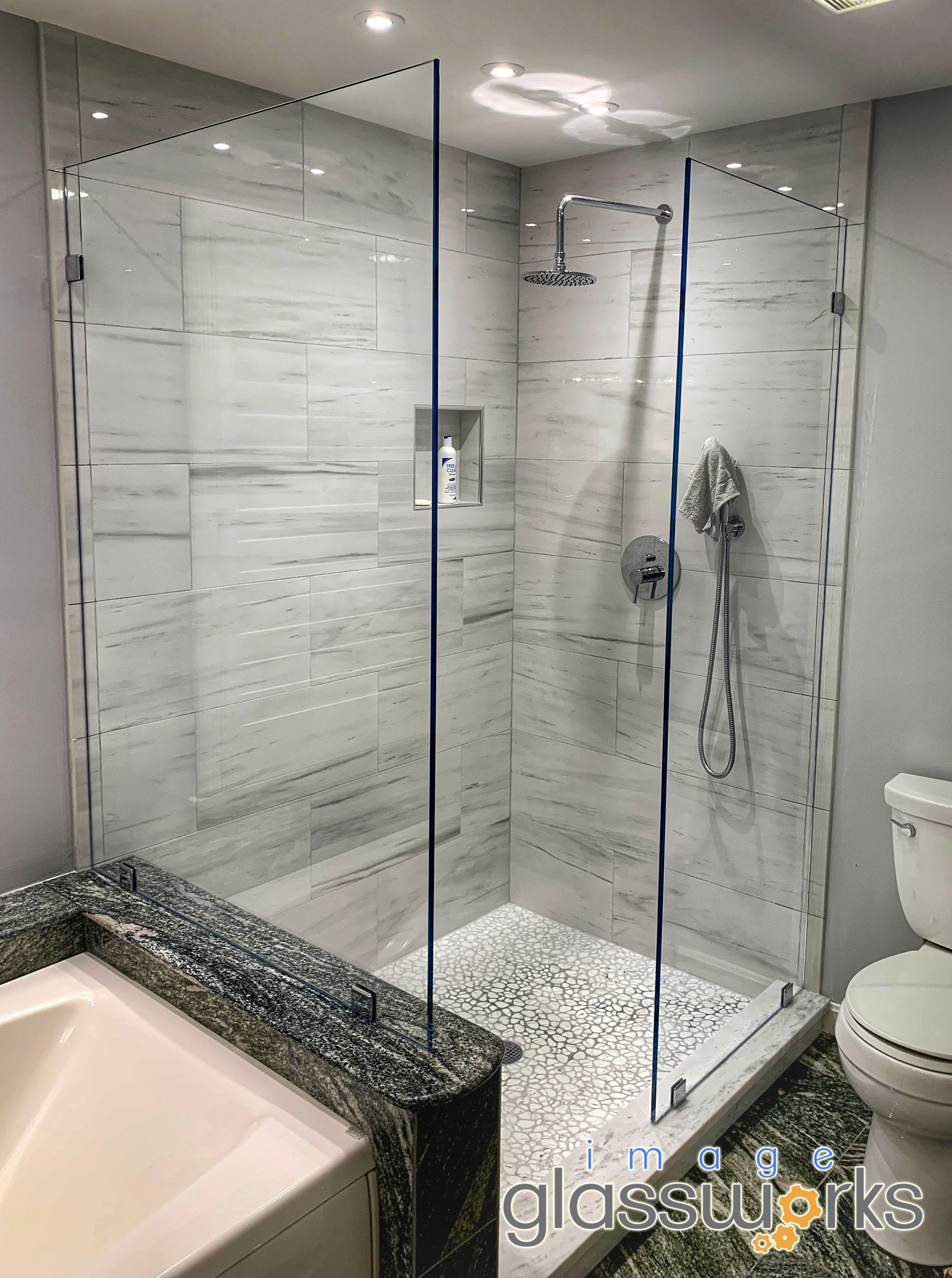 This Customer Over In Concord Wanted A Very Modern And