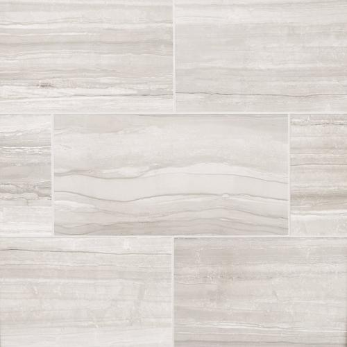 Aurora White Polished Marble Tile Polished Marble Tiles Marble Tile White Polish