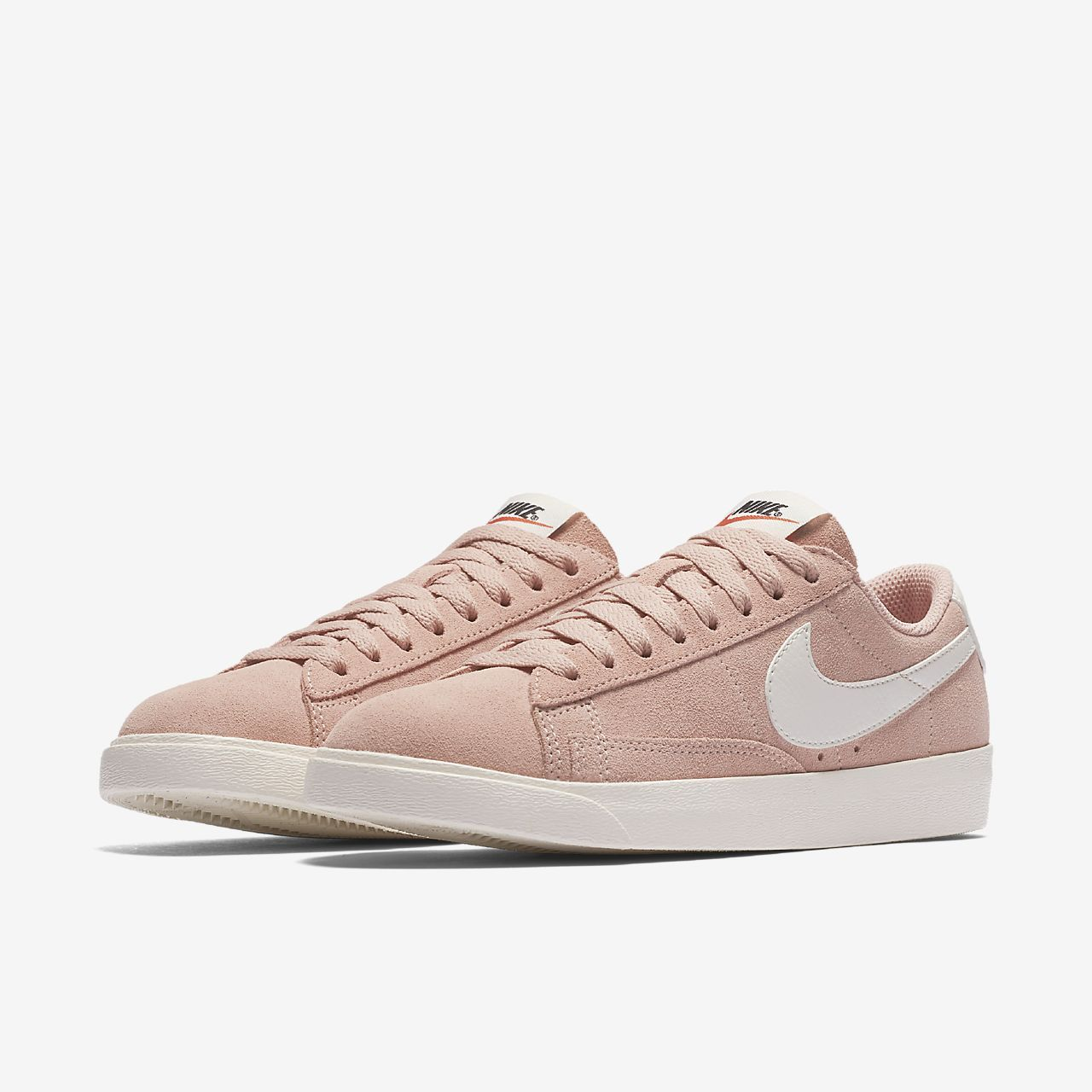 info for 1667f f9bff Chaussure Nike Blazer Low pour Femme