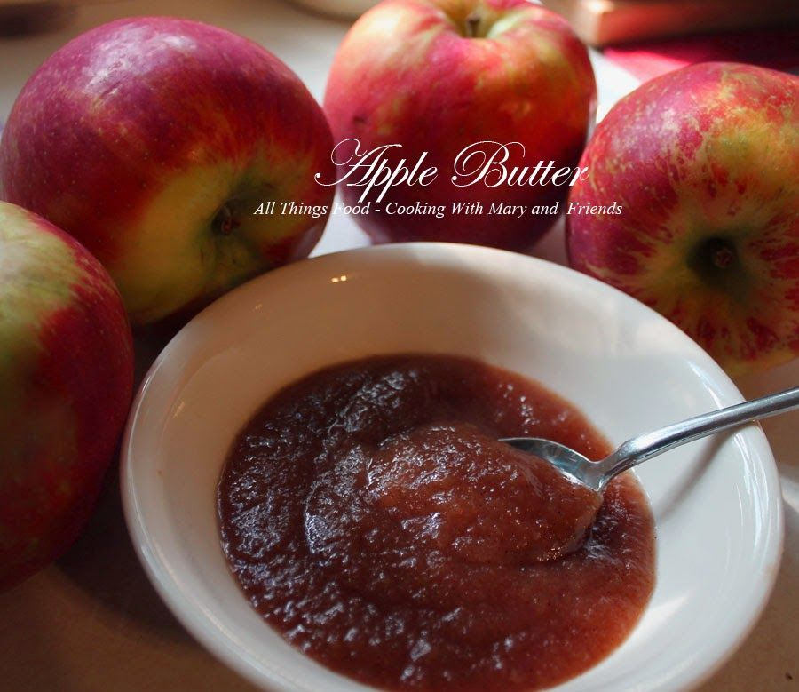I love Apple Butter! It's like a right of passage, as summer gives way to fall, and leaves begin to change colors and fall, one simply ...