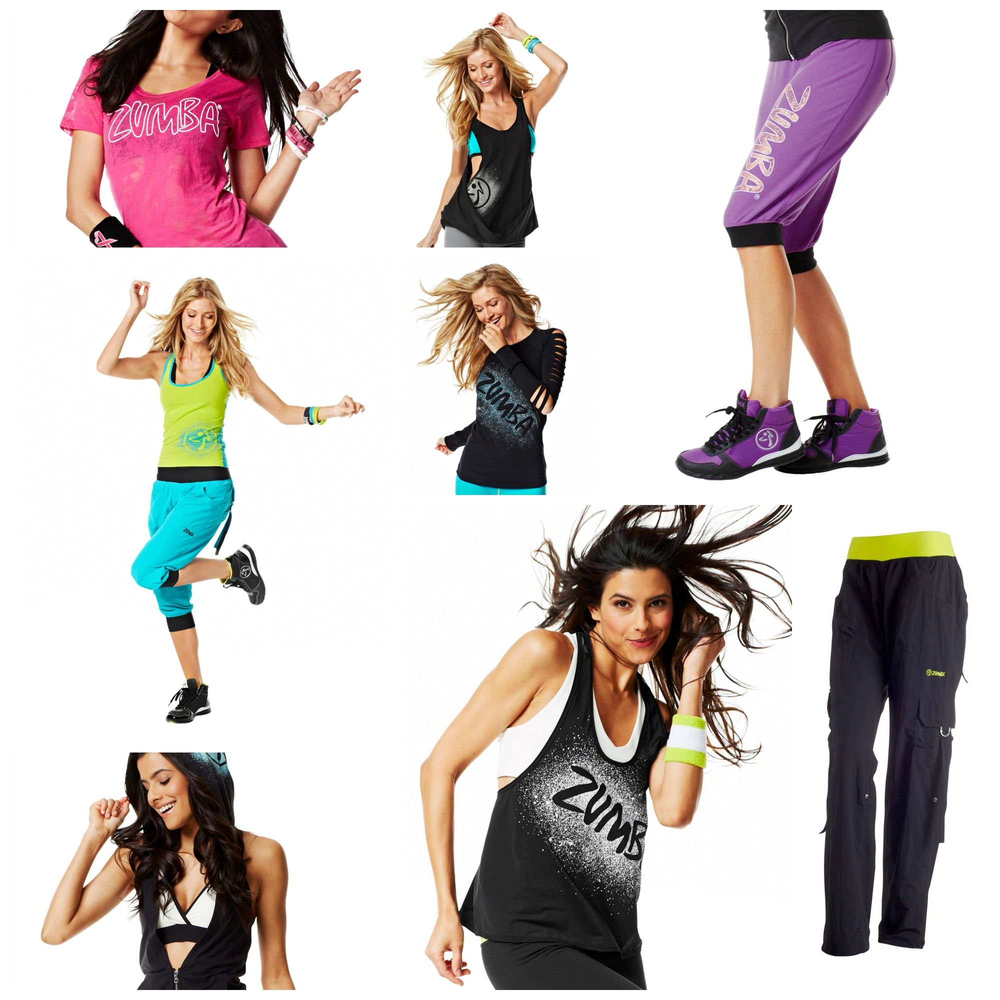 what to wear for zumba party