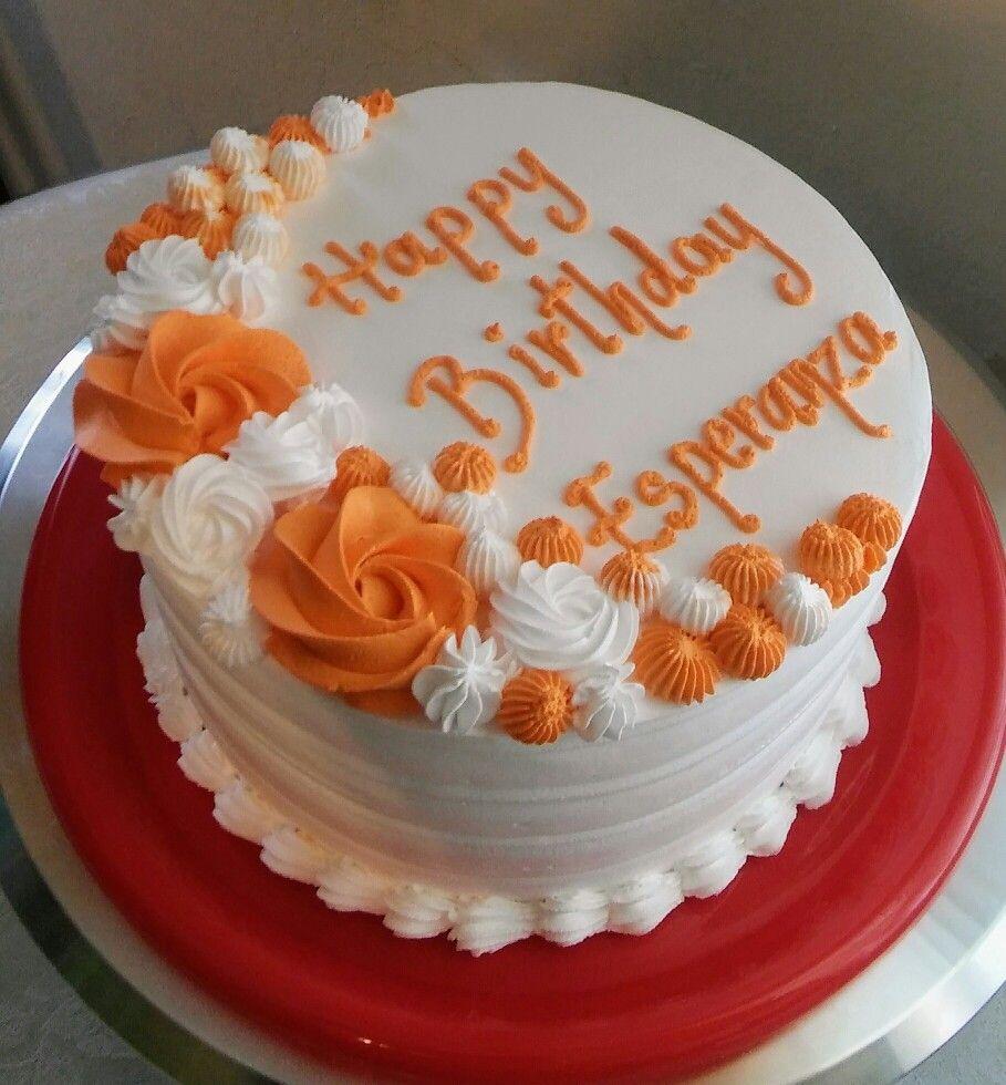 Moms cake ideas Buttercream cake designs, Birthday cake