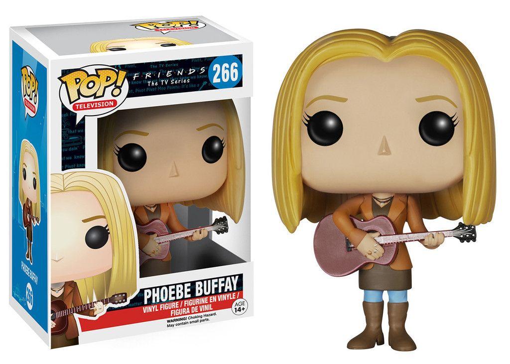 1b2f04561f Funko Pop! Friends - Phoebe Buffay | Funko New Releases | Pop vinyl ...