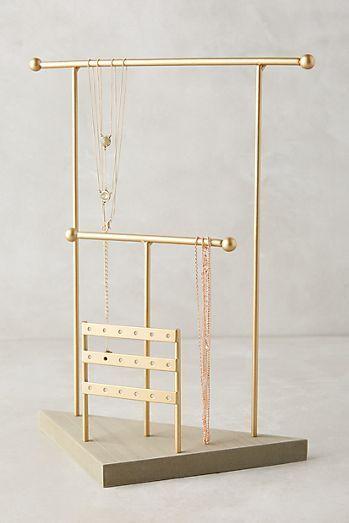 Photo of Art Nouveau Jewelry Stand