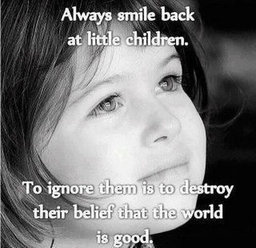 I totally believe this.  One day kids will realize how impersonal the world is and that breaks my heart.