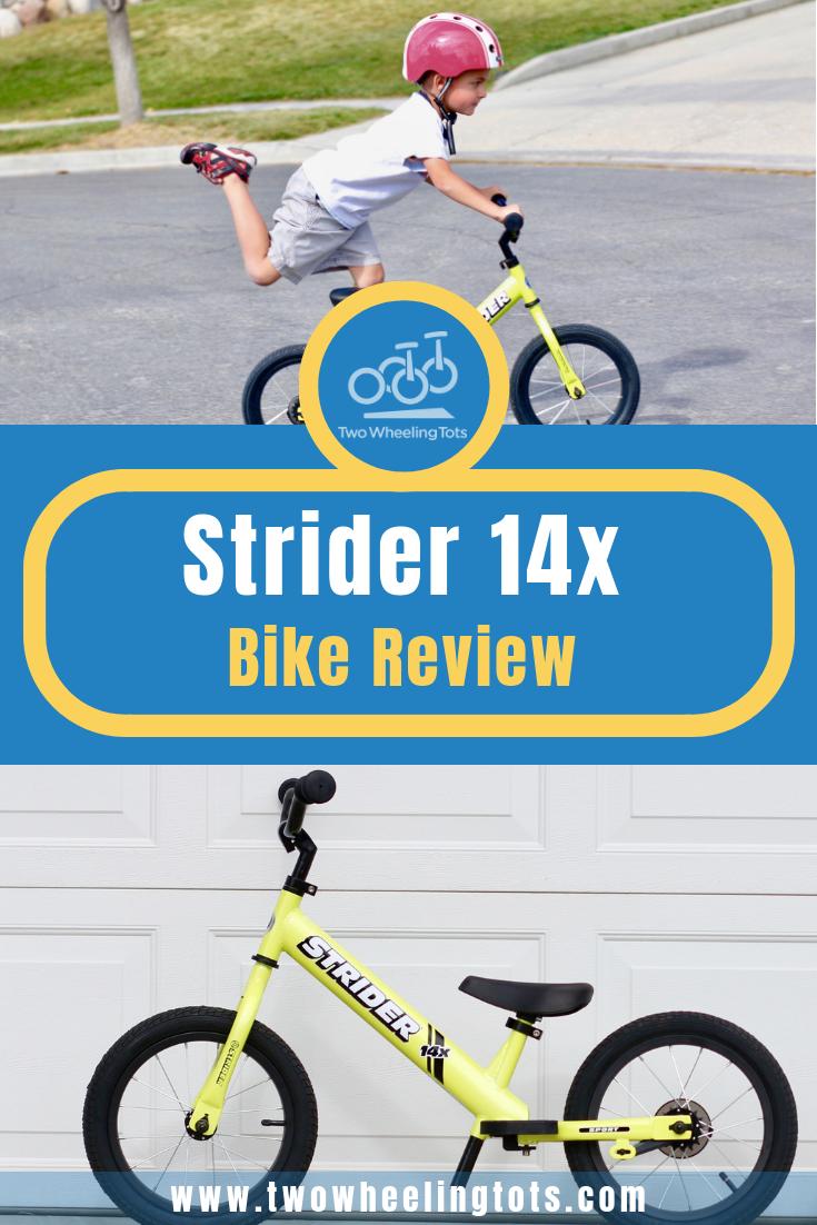 Strider 14x Review A Bigger Balance Bike At A Fair Price Bike
