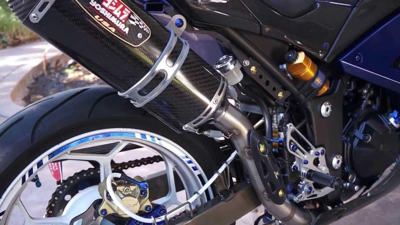 Modded Kawasaki Ninja 300 Ninja Motorcycle Kawasaki Ninja 300 Kawasaki Ninja