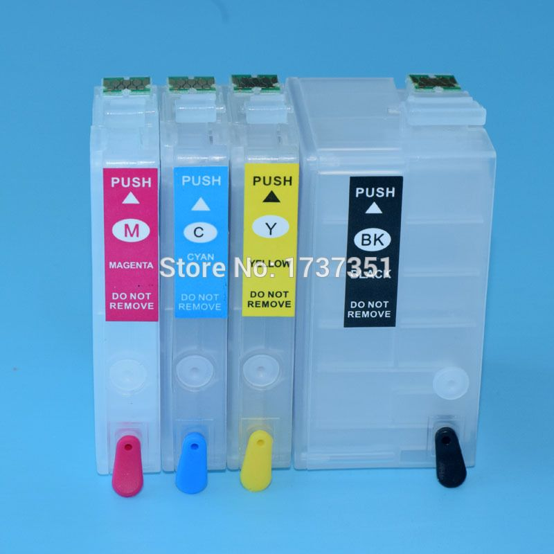For Epson T2711 refill ink cartridge with auto reset chip