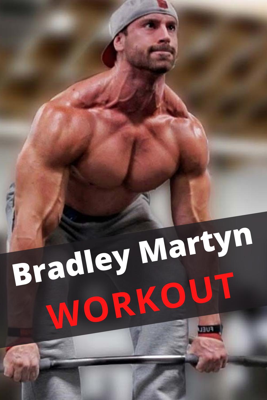 Bradley Martyn Workout Plan In 2021 Celebrity Workout Bradley Martyn Workout