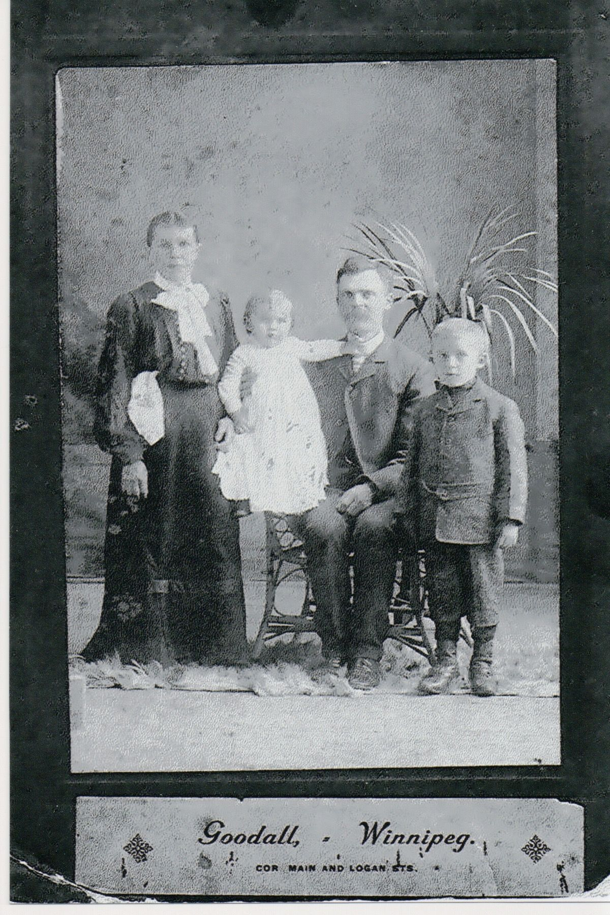 Gems in Homestead Files Family stories, Buried treasure