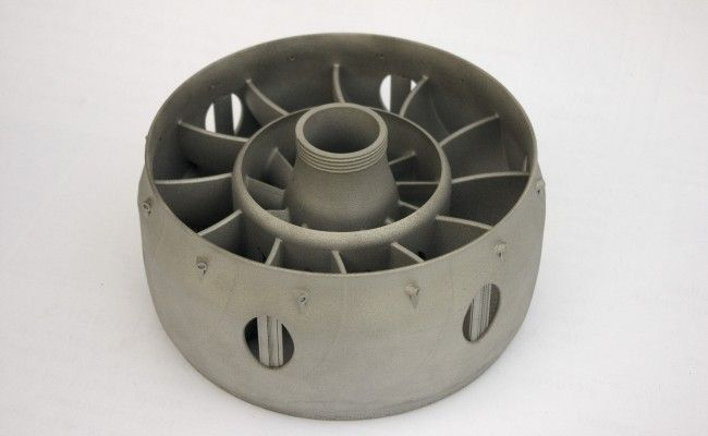 3D printed aircraft enginee part