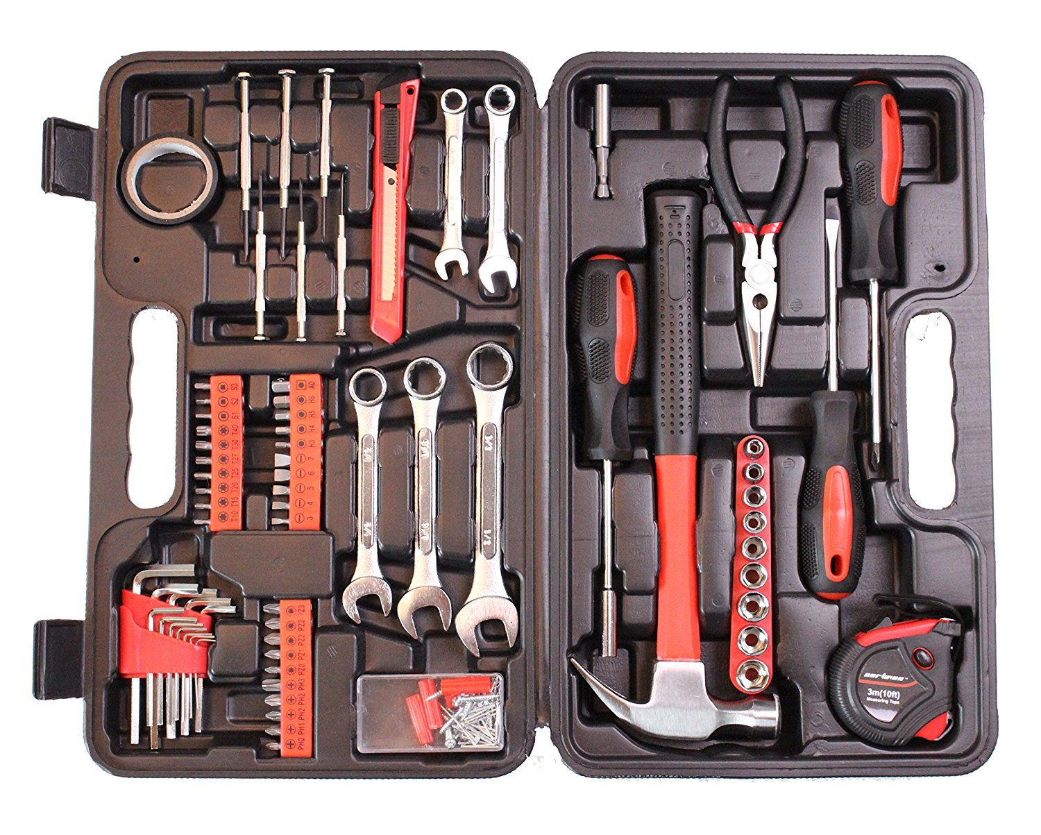Household Tool Kit Is Merely A Handy Box Which Includes Any Tools You Want To Fix Leakage Or Damage In Your By Yourself Without Completely Relying