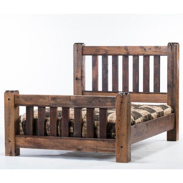 old sawmill timber frame bed haus cerna pinterest. Black Bedroom Furniture Sets. Home Design Ideas