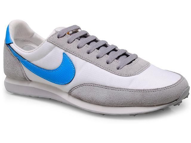 5a3c10bdb52d6 NEW NIKE ELITE WAFFLE MENS classic vintage White Blue RARE #Nike #Athletic