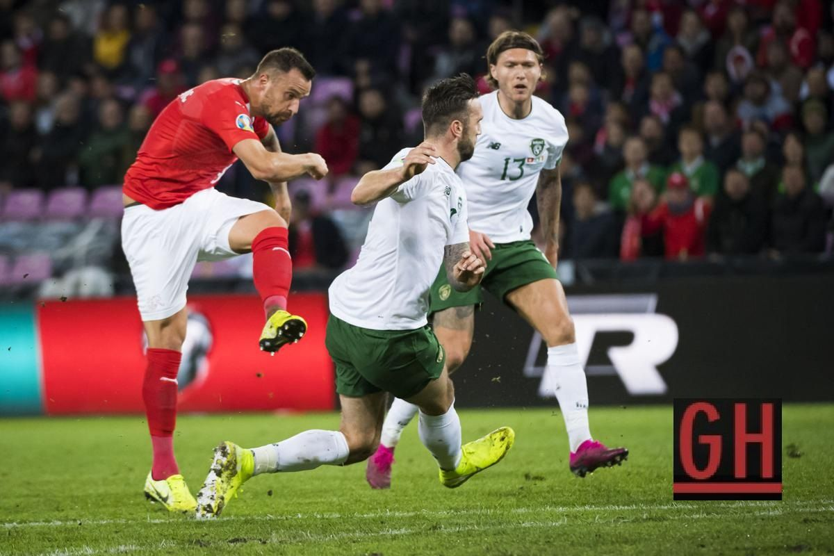 Switzerland 2 0 Ireland Football Today Football Euro Ireland