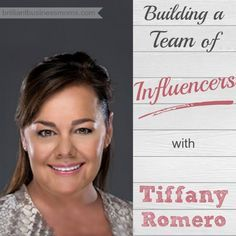 Have you thought about building a community of like-minded women but you're not sure where to start?  Learn from Tiffany Romero of the SITS girls and now, Massive Sway.  Tiffany has partnered with bloggers to create a network of more than 75,000 of them!  She's also the founder of bloggy boot camp, and an expert on building a big business and merging businesses for even greater results!  Click the photo, then press play on the podcast player to hear Tiffany's full story and her best advice…