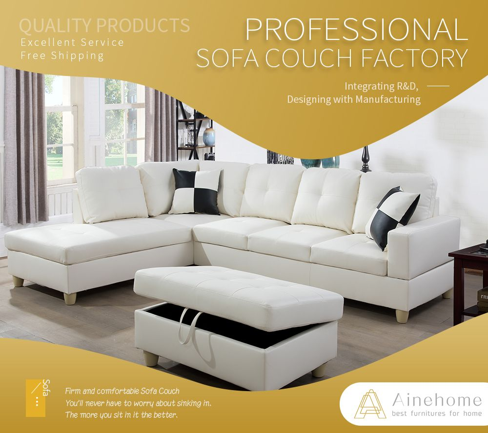 The Brand Pays Attention To Excellent Quality And Considerate Service Amazon Wayfair Walmart All Sell Sofa Furniture Comfortable Sofa All Modern Furniture