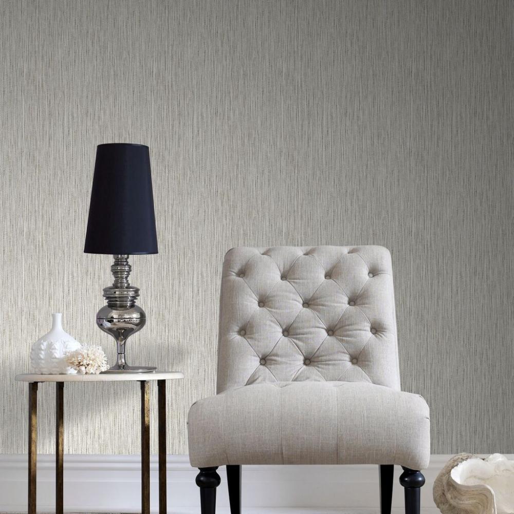 Grasscloth Cream Wallpaper White Wallpaper Boutique in