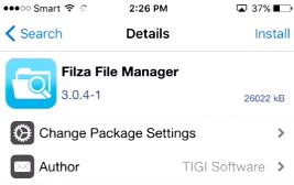 filza file manager apk download