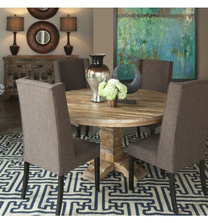 Karma Round Dining Table I O Metro Furniture