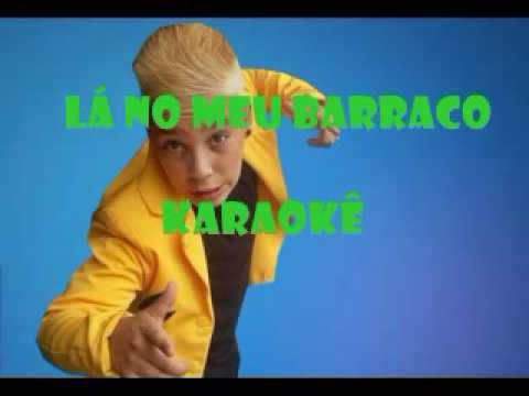 Mc Pikachu La No Meu Barraco Karaoke Oficial Audio