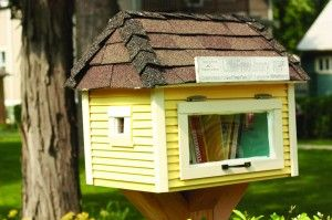 Take A Book Leave At Little Free Library