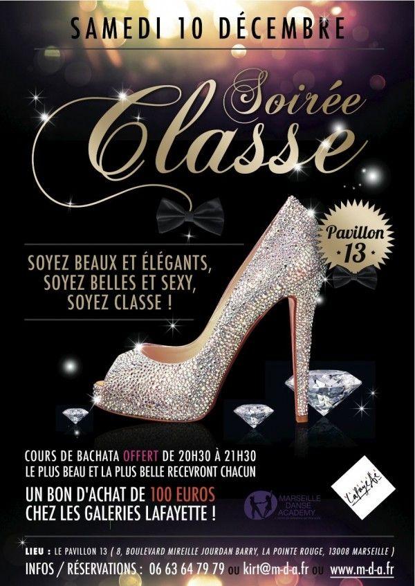 flyers soiree
