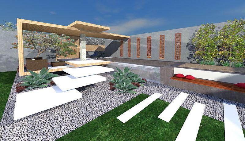 Residential Commercial Landscape Designs Perth Commercial Landscape Design Exterior Design Landscape Design