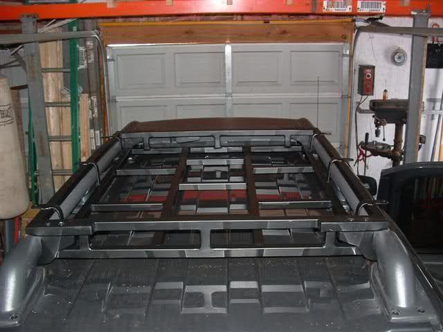 Roof Rack Idea · Nissan XterraRoof ...