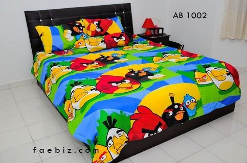 Package+including:  1+pc+fitted+bedsheet+Queen+size 1+pc+bolster+case 2+pcs+pillow+case+(queen) 1+pc+comforter+Queen+size  Bedsheet+material:+cotton  Shipping+will+use+normal+register+parcel+with+tracking.+There+are+5+colors+to+choose,+so+please+indicate+the+color+preference+before+makin...