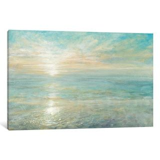 Shop for iCanvas Sunrise by Danhui Nai Canvas Print. Free Shipping on orders over $45 at Overstock.com - Your Online Art Gallery Store! Get 5% in rewards with Club O!