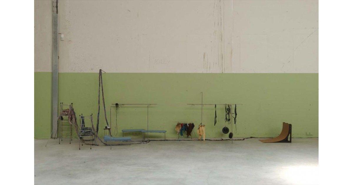 "Tatiana TROUVE, ""view of the exhibition ""Polders"" at Palais de Tokyo  (France)"""