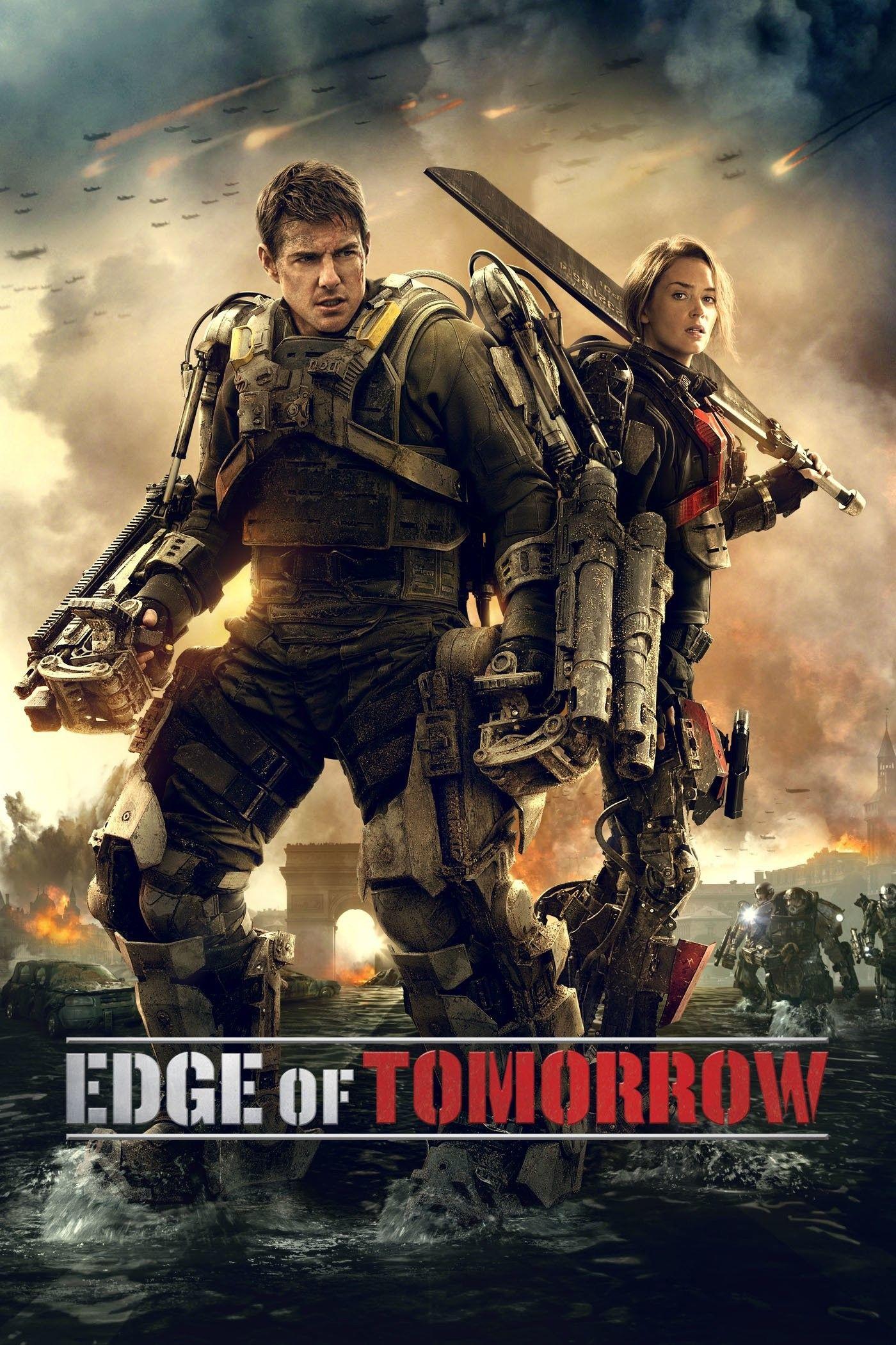 Edge Of Tomorrow Ganzer Film Deutsch